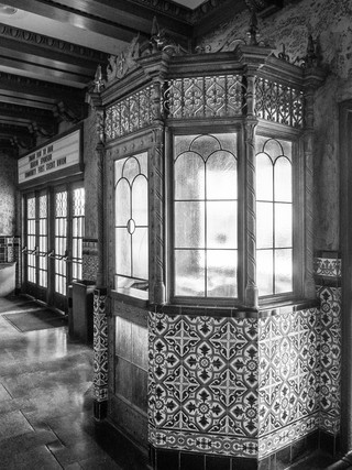 Florida Theatre - Ticket Booth