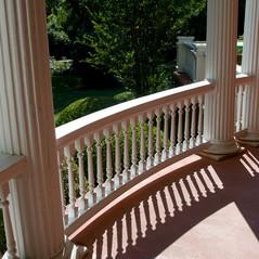 Balcony Shadows