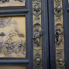 Baptistry Doors Detail