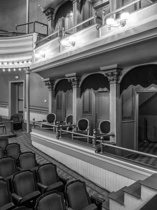 Box Seats - Springer Opera House