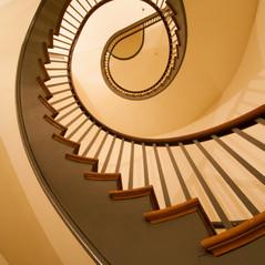 Spiral Stairs, Shaker Village
