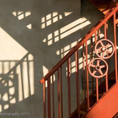 Staircase Shadows
