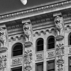 Candler Building Detail, Atlanta, Georgi