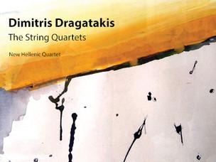 """Παρουσίαση CD """"Dimitris Dragatakis - The String Quartets"""""""