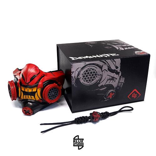 Samurai Oni Halfmask