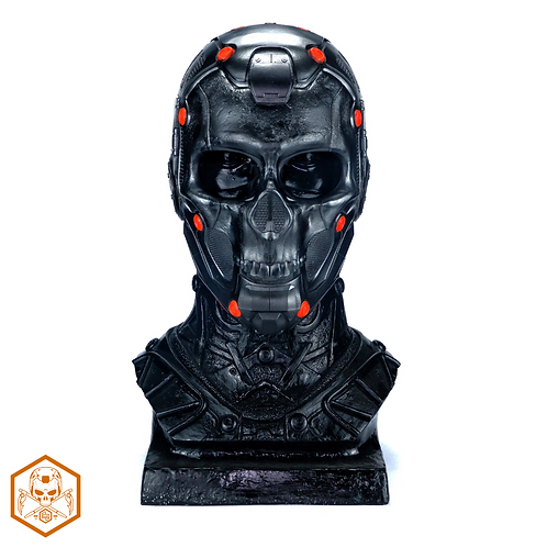 Cyberskull 2.0 Full-Faced Mask