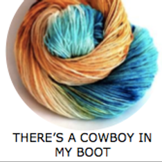 Merino-'There's A Cowboy In My Boot'