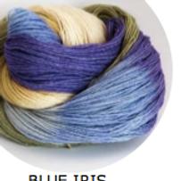 Merino- 'Blue Iris'