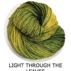 Merino-'Light Through The Leaves'