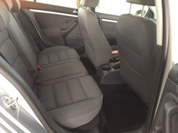 Golf inside rear