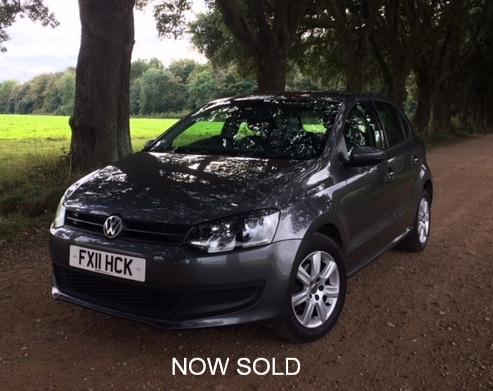 VW Polo 1.2 SE
