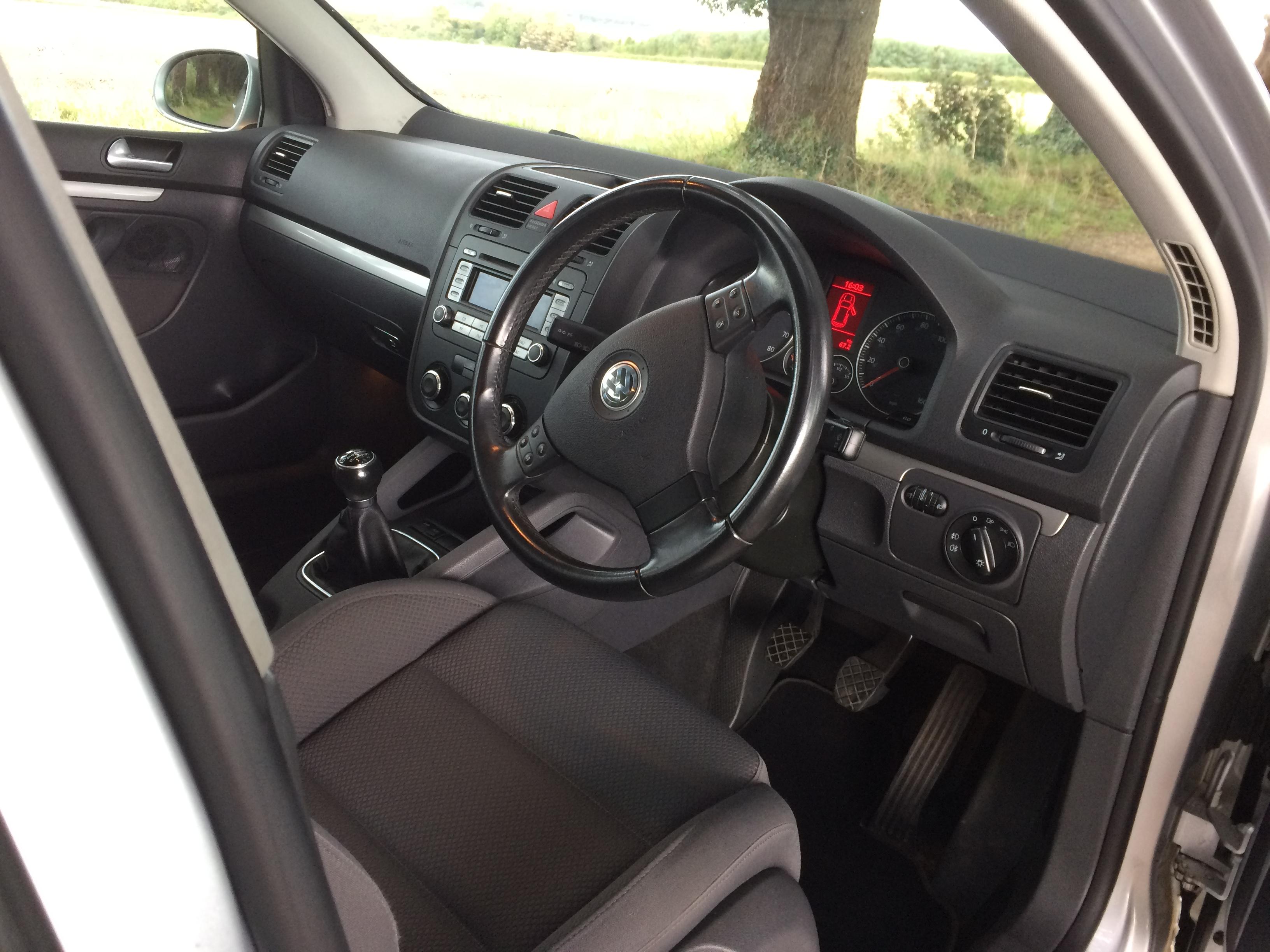 Golf Steering