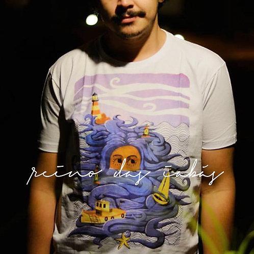 Camiseta | Bata IEMANJÁ