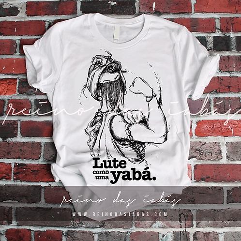 Camiseta | Babylook YABÁ