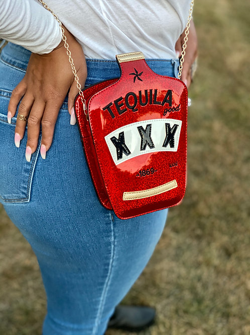"""More Tequila Please"" Purse"