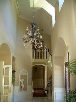 Entry lighting