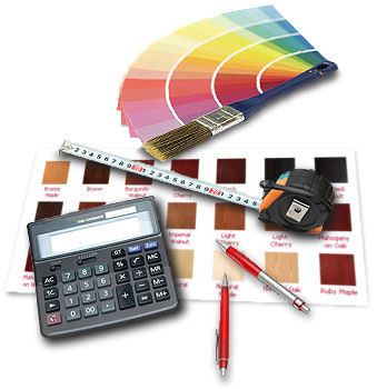 Interior design tools