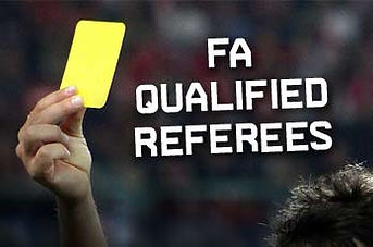 FA Qualified Referees