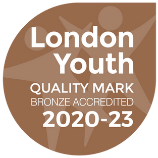 We're delighted to have received London Youth's Bronze Quality Mark! You can read more about it here: