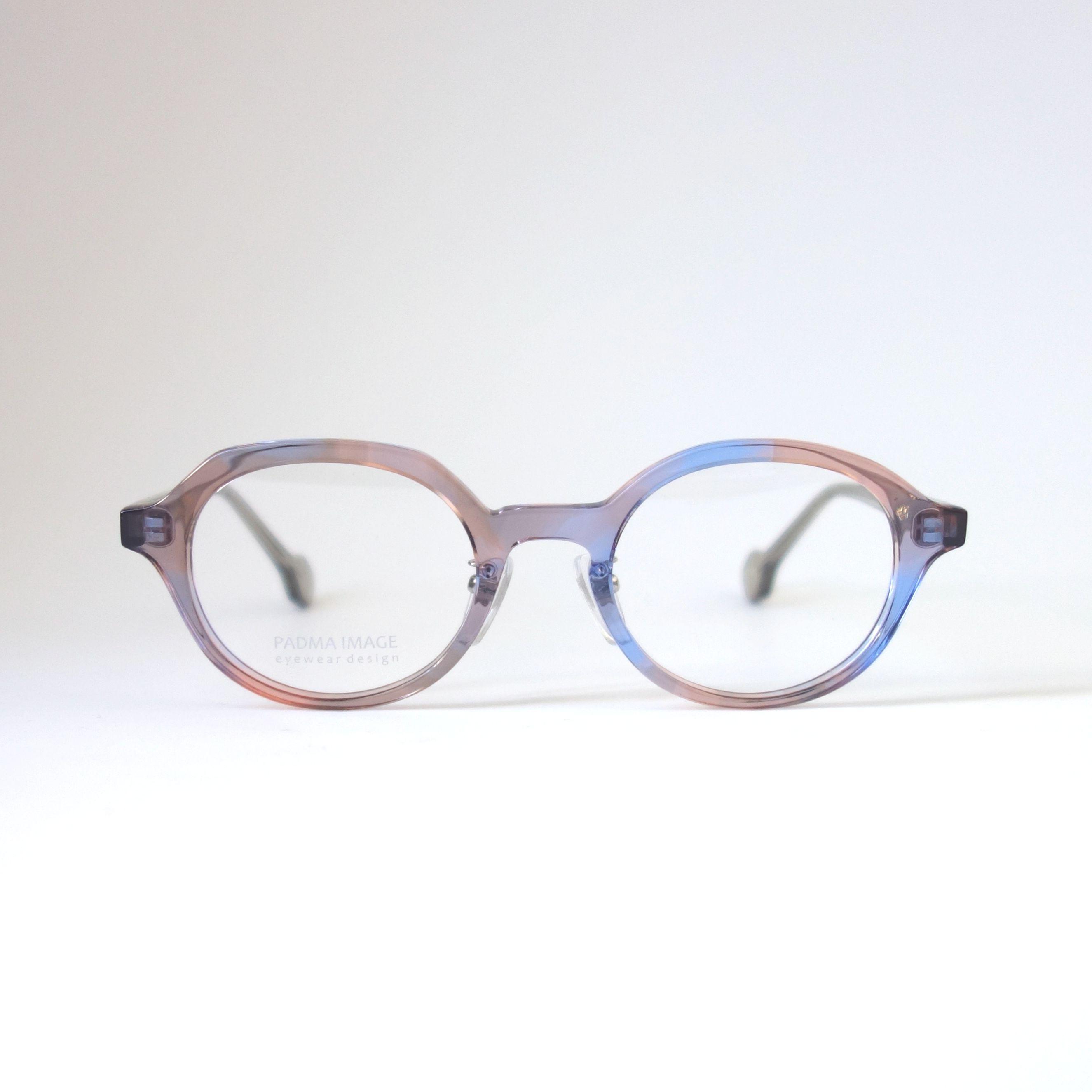 Kakumaru col.156 [blue pink / clear gray]