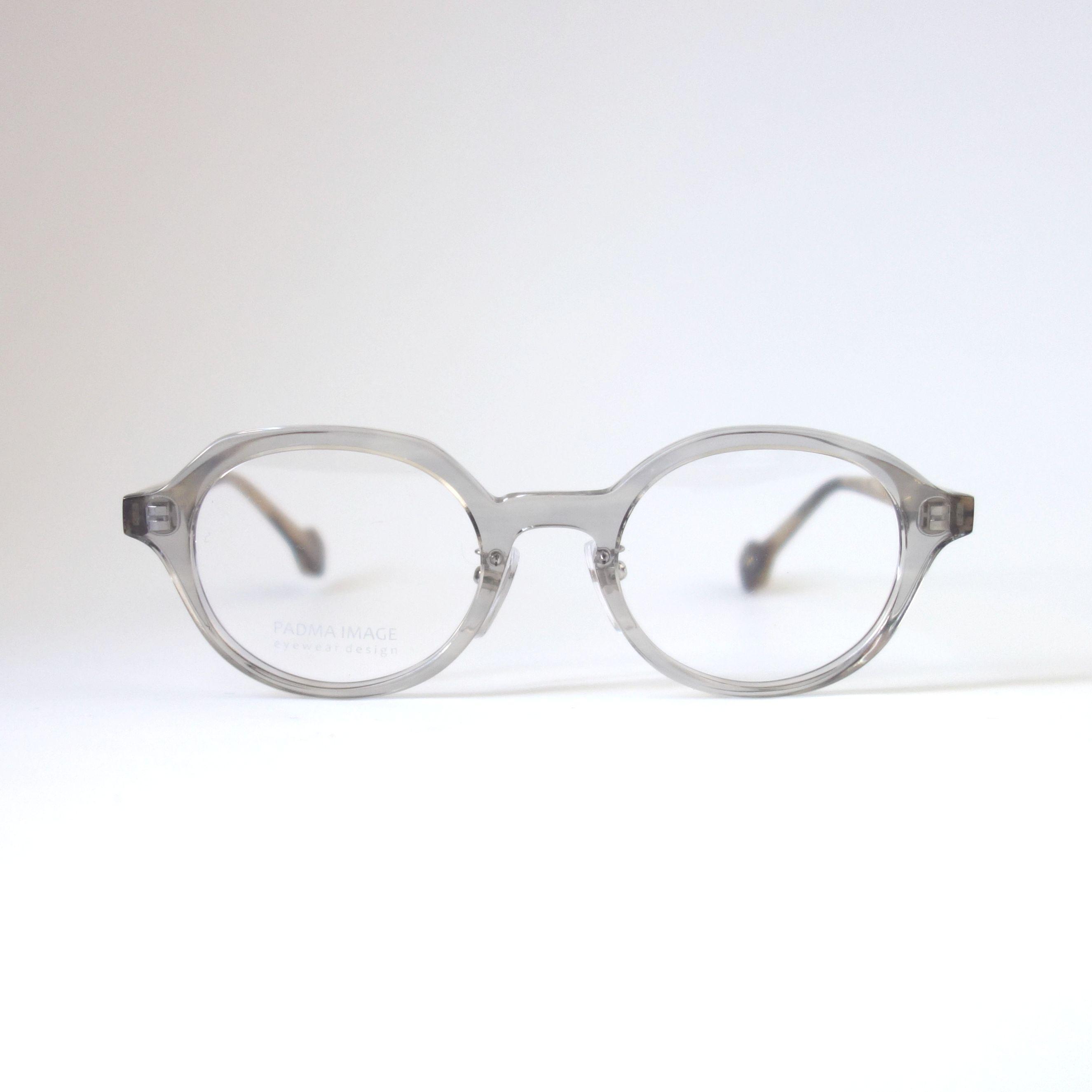Kakumaru col.155 [clear gray / milky brown]