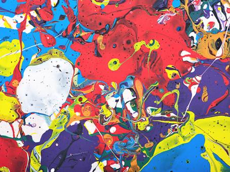 Art abstrait : l'Ordre au milieu du Chaos