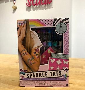 Create Your Own Sparkle Tattoo Kit