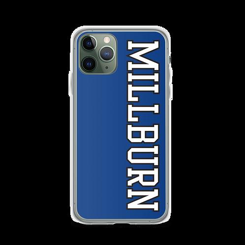 Blue Millburn Phone Case - iPhone or Samsung