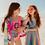 Thumbnail: Lola and The Boys Rainbow Pleated Skirt