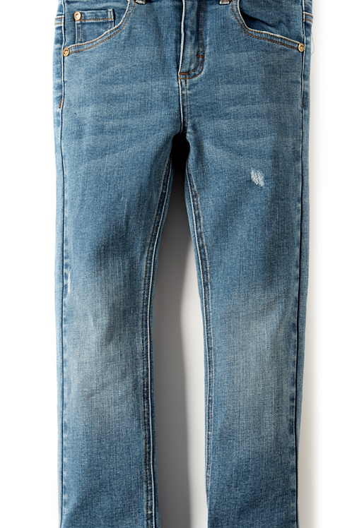 Appaman Light Wash Denim Pant