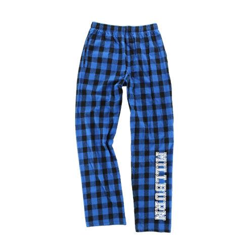 Millburn Blue Buffalo Check Lounge Pant