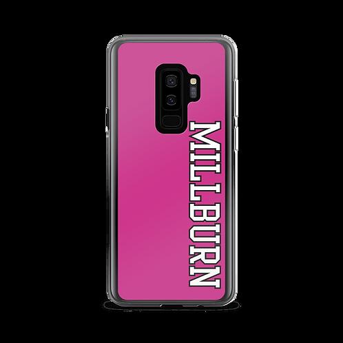Pink Millburn Phone Case - iPhone or Samsung