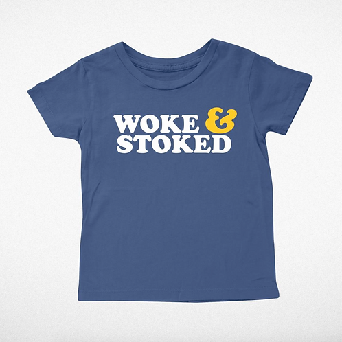 Woke & Stokes Graphic T-Shirt