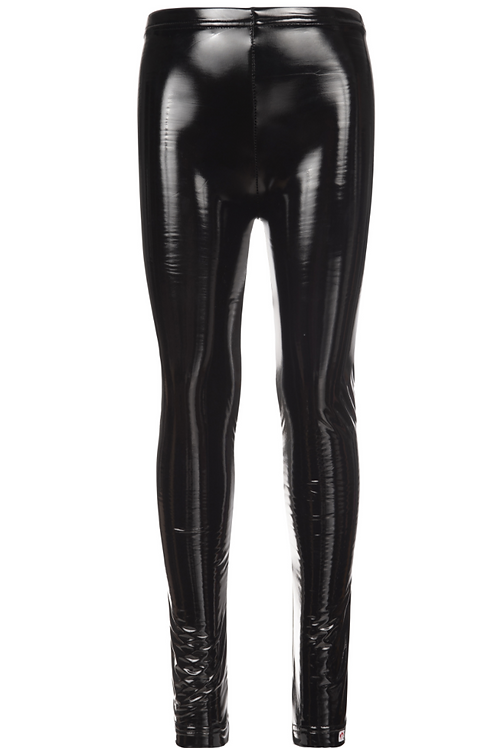 Appaman Shiny Black Leggings