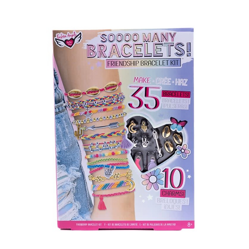 Sooo Many Bracelets Craft Kit