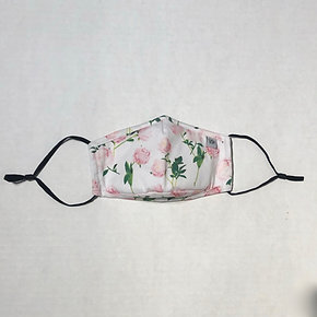 Chaser Big Kid / Adult Mask w/ PM 2.5 Filters - Roses
