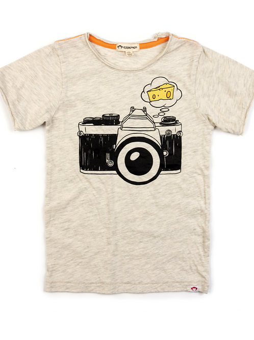 Say Cheese Graphic Tee