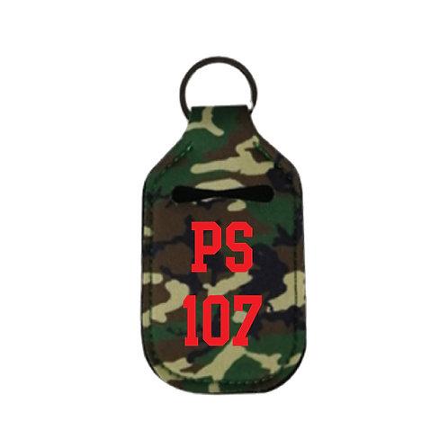 PS107 Hand Sanitizer Bottle Key Chain