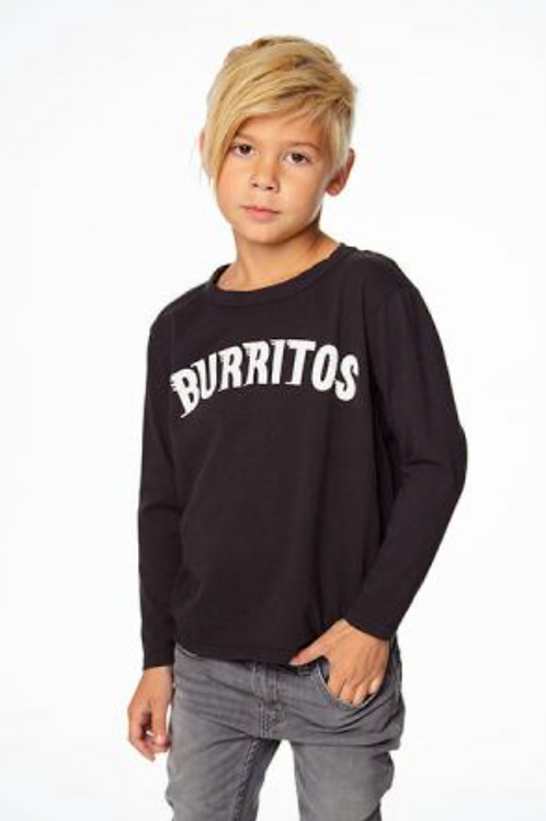Chaser Burritos Long Sleeve Tee