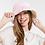 Thumbnail: Tie Dye Faux Fur Bucket Hat