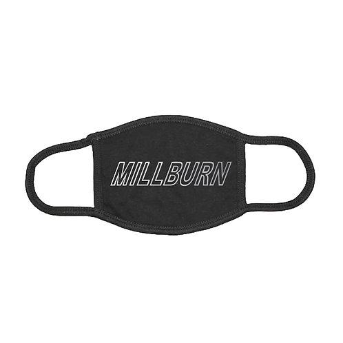 Millburn Mask 3 Ply Cotton
