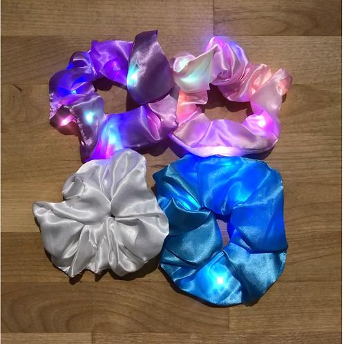 Light Up Scrunchies