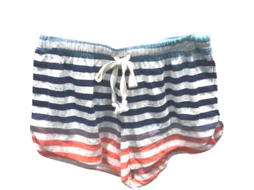 T2Love  Striped Shorts