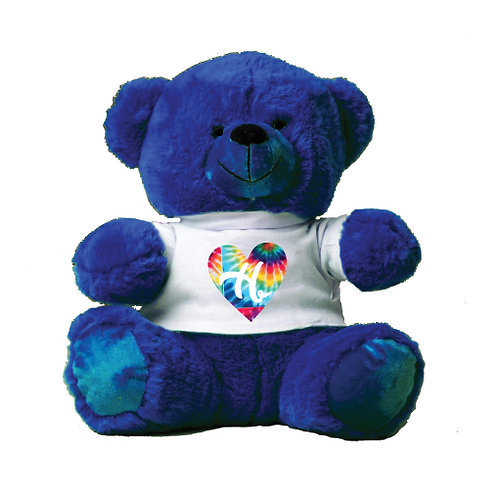 Teddy Bear in Hartshorn Heart T-Shirt