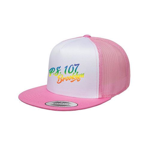 Ombre PS107 Brooklyn Snap Back Trucker Hat