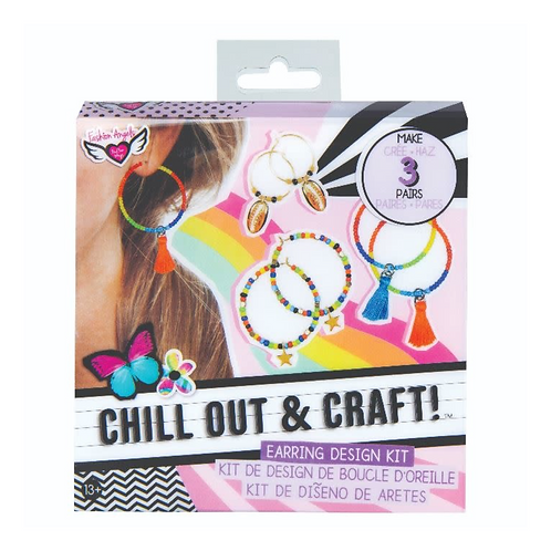 Chill Out and Craft - Earrings Kit