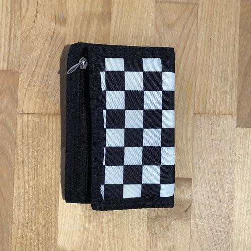 Checker Board Wallet