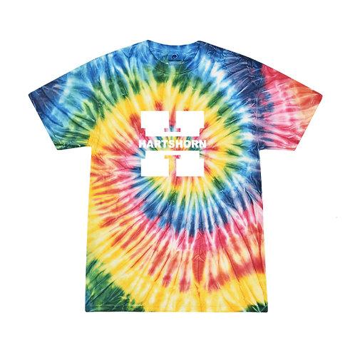 Hartshorn H Tie-Dye T-Shirt