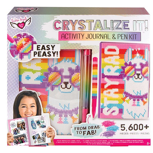 Crystalize Activity Journal