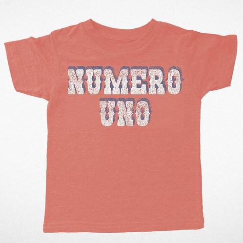Tiny Whales Numero Uno T-Shirt